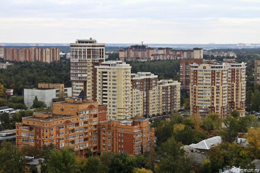 Королев московская область фото города отзывы