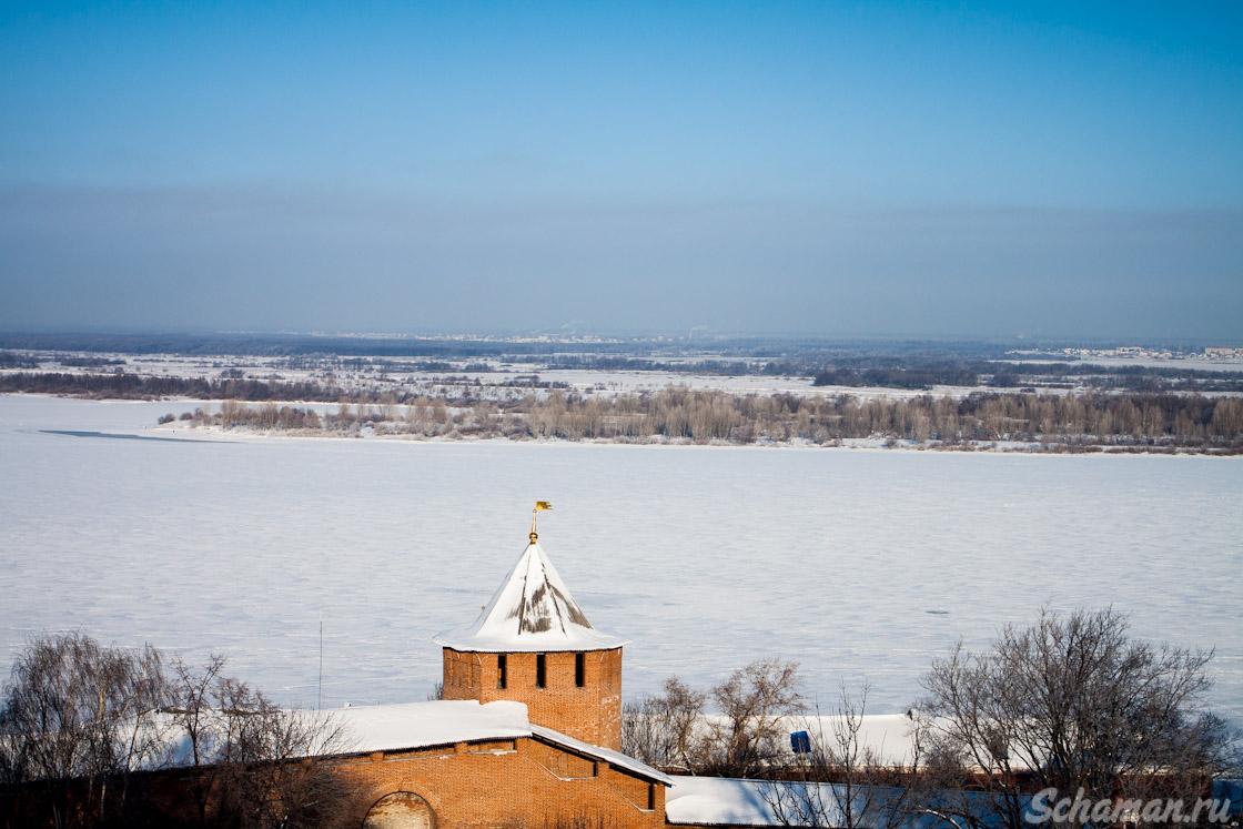 Нижний Новгород, Кремль, нижегородские досптопримечательности