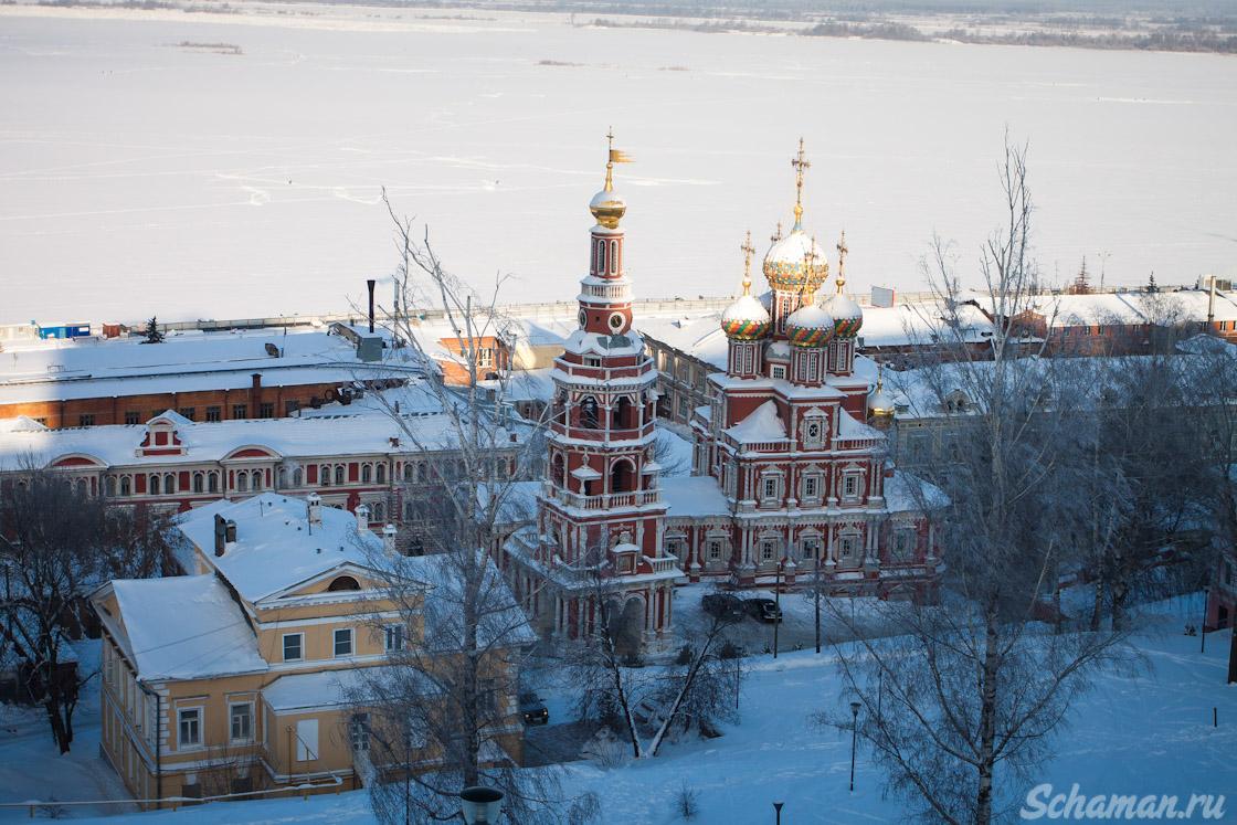 Нижний Новгород, достопримечательности