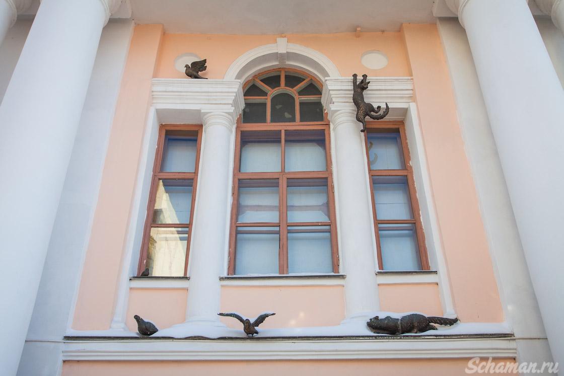 Нижний Новгород, достопримечательности, Большая Покровская улица