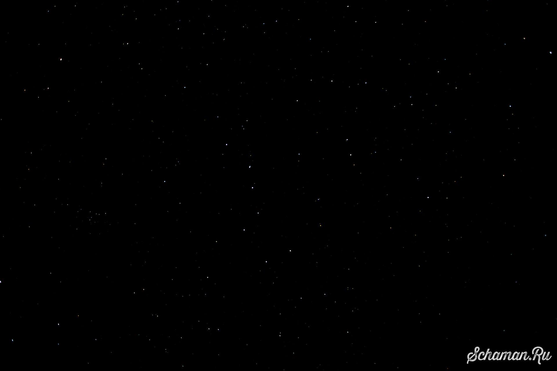 Звездное небо в Смоленске