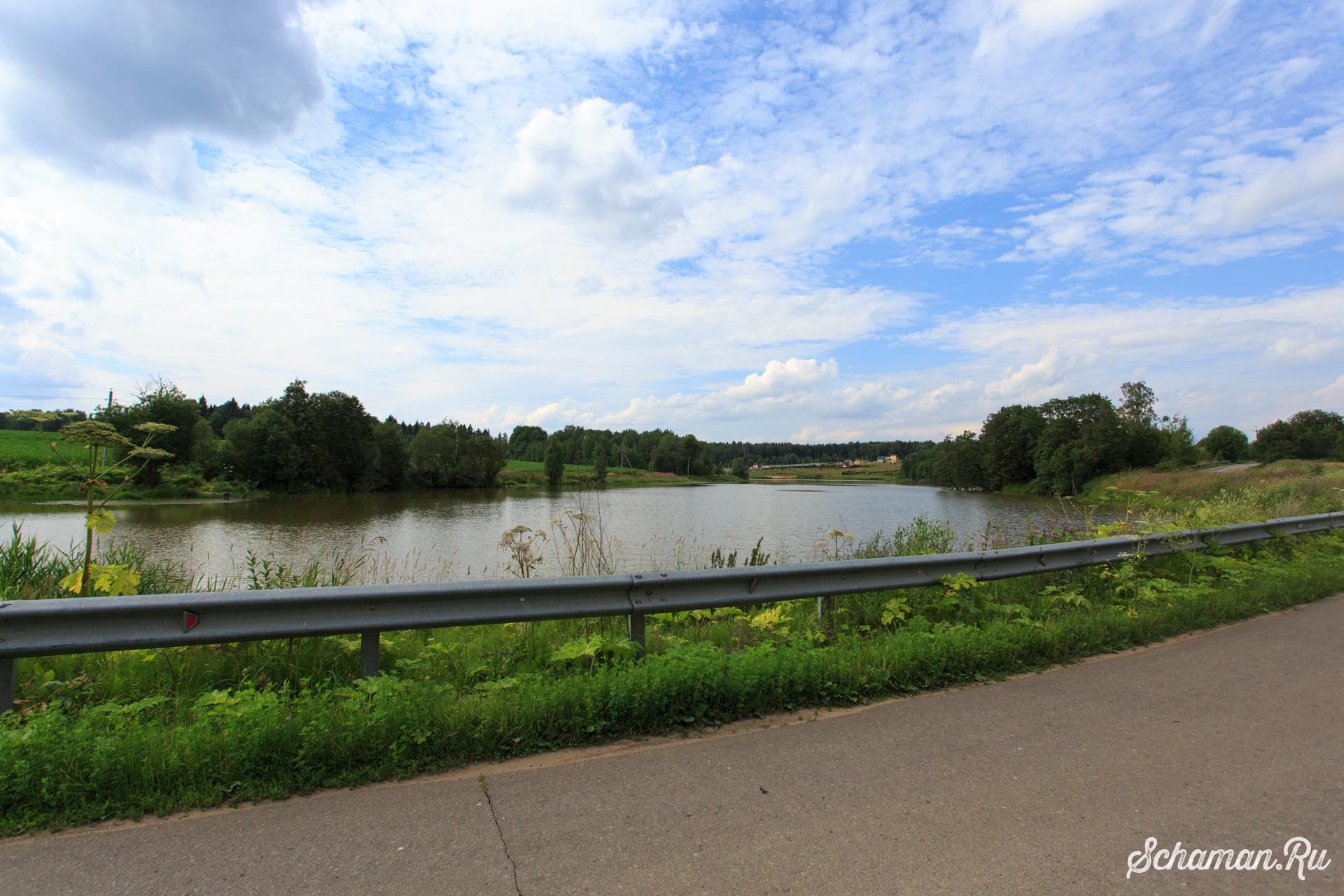 Михалёвская бухта (Пестовское водохранилище)