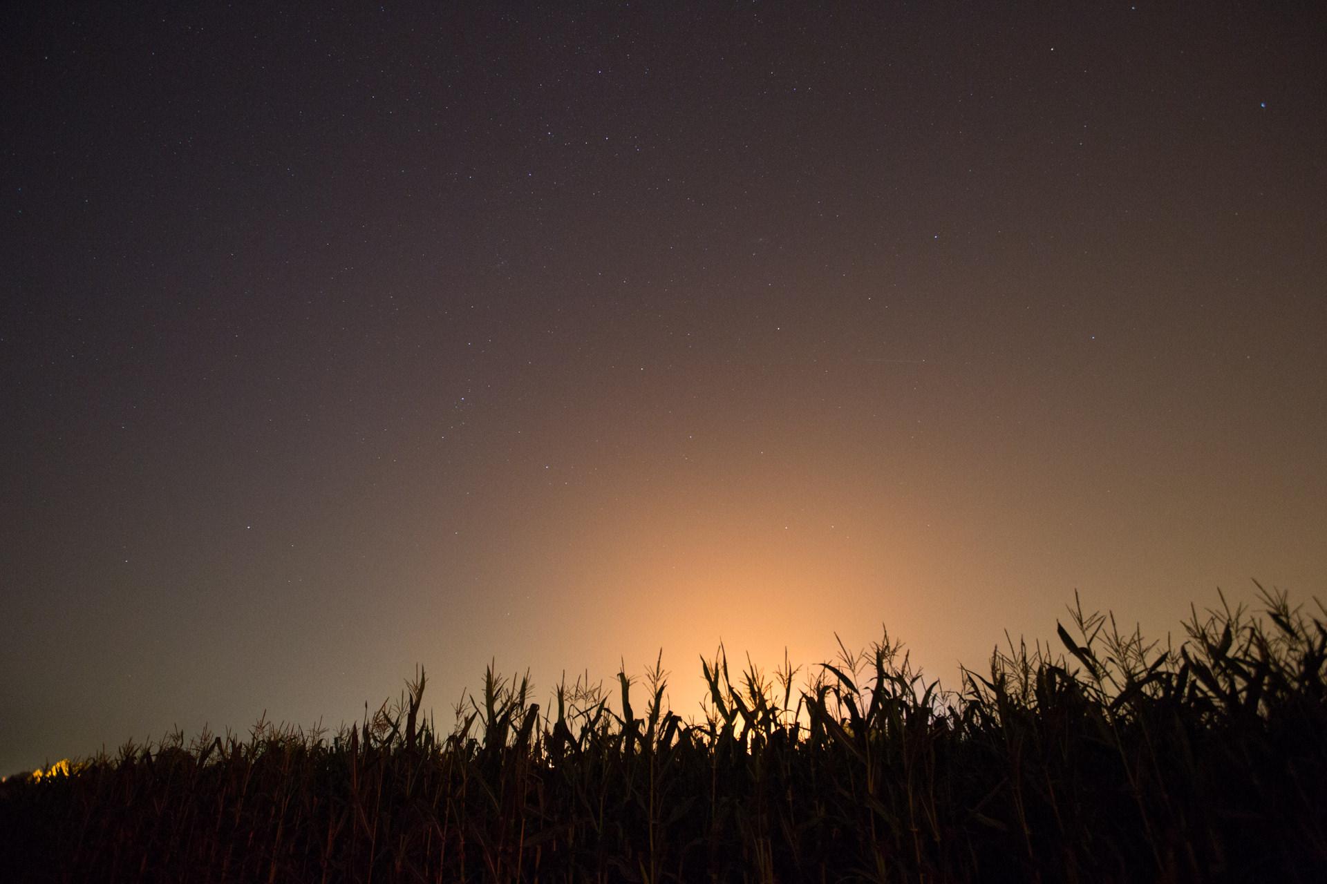 Звезды в Пестово. Пестовское водохранилище
